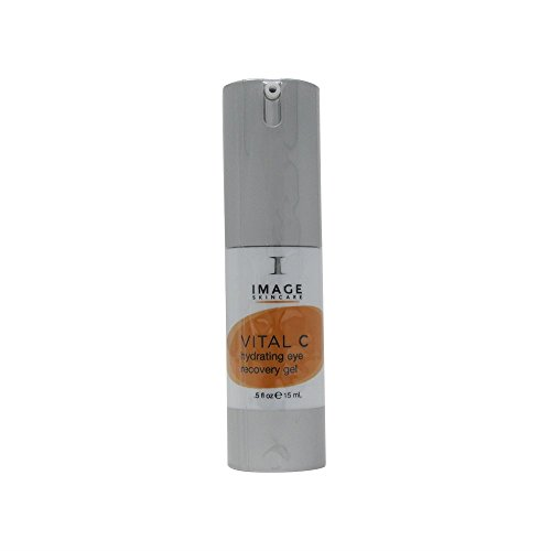 Price comparison product image Image Skincare Vital C Hydrating Eye Recovery Gel with SCT, Fresh Squeezed Oranges, 0.5 oz.