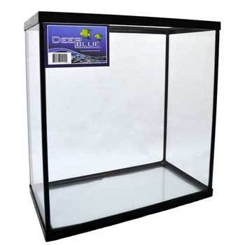 Deep Blue Professional ADB11022 Glass Standard Extra High Aquarium Tank, 20-Gallon