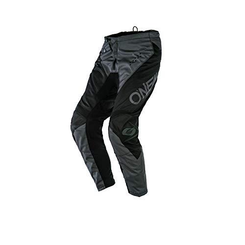 O'Neal Element Unisex-Adult Pants (Black/Gray, 44)