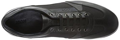 Joop! Hernas Sneaker Calf/Nylon/Print Calf - Zapatillas Hombre Negro - negro (900)