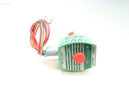 ASCO 8320G174 RED-HAT II Solenoid Valve 120V-AC 1/4IN NPT