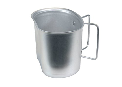 Rothco Aluminum Canteen Cup - Rothco Gi Style Aluminum Canteen Cup