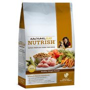 Rachael Ray Nutrish Healthy Weight Dog Food With Real Turkey & Veggies, 14 lb(Pack of 2)