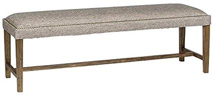 Admirable Amazon Com Euroluxhome Bench Weston Gray Fabric Upholstery Beatyapartments Chair Design Images Beatyapartmentscom