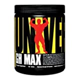 Universal Nutrition GH Max 180Tablets HGH Testost Erone Muscleb uilding