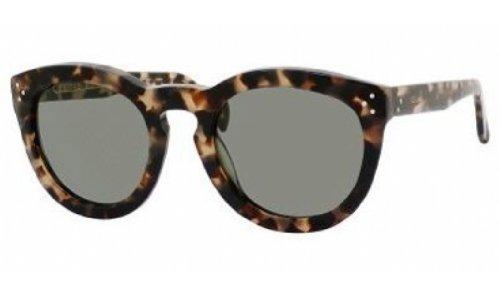 Céline Sunglasses - 41801/S / Frame: Havana Honey Lens: - Sunglasses Celine Havana