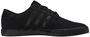 Adidas Men's Seeley Skate Shoe,blackblackblack,9 M Us 6
