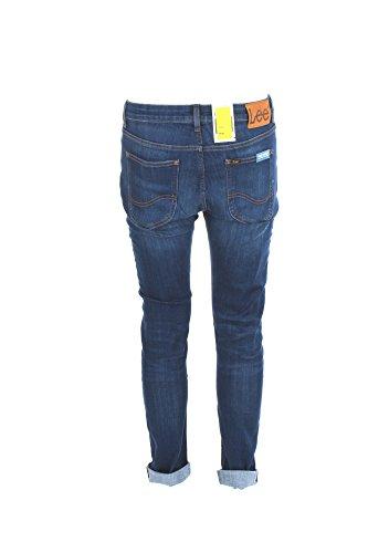Jeans Uomo Lee 34 Denim L736pfap. Primavera Estate 2018