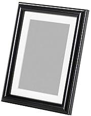 اطار برواز صور مستطيل لون اسود يستخدم معلقاً أو واقفاً، أفقياً أو عمودياً، مقاس الصورة الإرتفاع 18 سم العرض 13 سم