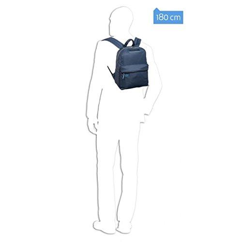 Piquadro Celion 13'' Sac Messager pour ordinateur portable bleu