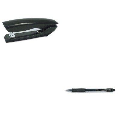 KITBOSB326BLKPIL31020 - Value Kit - Stanley Bostitch Antimicrobial Full Strip Stapler (BOSB326BLK) and Pilot G2 Gel Ink Pen (PIL31020)