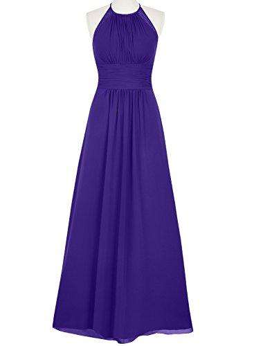 JudyBridal Simple Elegant Chiffon Bridesmaid product image