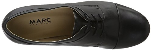 Marc Shoes Damen Leona Pumps Schwarz (Black 00125)