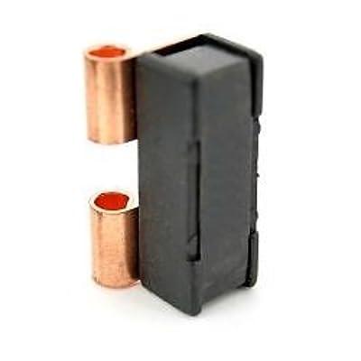 35A Type 2 Circuit Breaker, 35 Amp Auto Reset, Fuse-Clip 3AG AGC SFE, CB120-35: Automotive