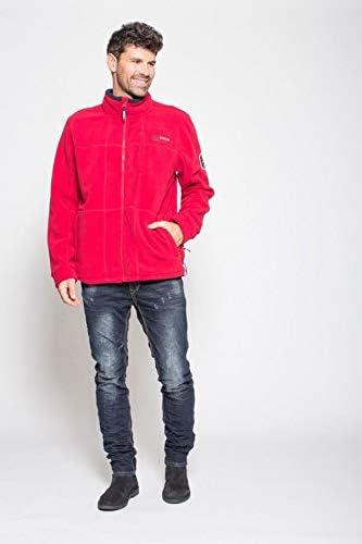 westAce Wild Stream Norway Exp Mens Premium Outdoor Anti Pill Zip Up Fleece Jacket New 400GSM