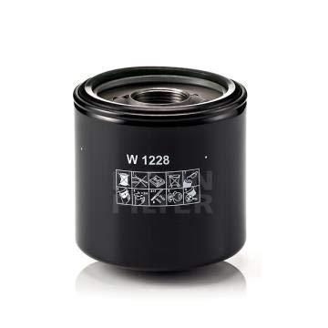 Filtro olio sostituzione MANN 65003432 Filtri Filtri olio