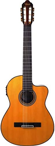 Guitarra VC564, 4/4 natural, electro: Amazon.es: Instrumentos ...
