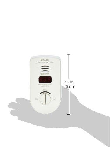 KIDDE 21026350 Plug In Carbon Monoxide Alarm with Sealed Lithium Battery Back Up by Kidde (Image #2)