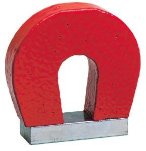 General 370 1 Pocket Horseshoe Alnico Magnet
