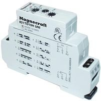 MAGNECRAFT 821TD10H-UNI TIME DELAY RELAY, SPDT, 10DAYS,12 to - Relay Slot Industrial