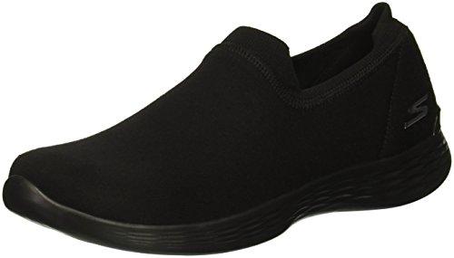 Sin Negro You Define black Bbk Para Zapatillas Skechers Mujer Cordones perfection FIUpFq