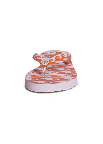Tory Burch Dunne Flip Flop Stijl 32158638 Oranje