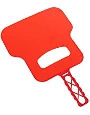 RY-CAN BBQ Hand Fan BBQ Hand Crank Blower Barbecue Fan Tool Manual Combustion Outdoor Cook Camping