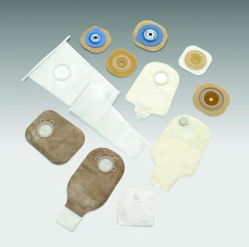 (BX) CenterPointLock Convex Flextend Extended Wear Skin Barrier with Po...