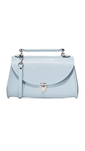 Cambridge Satchel Women's Mini Poppy Cross Body Bag Periwinkle Blue One Size Popmi1152bnh10101