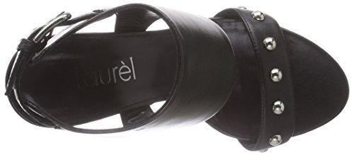 Laurèl Sandalias de tacón Negro - negro (negro 900)
