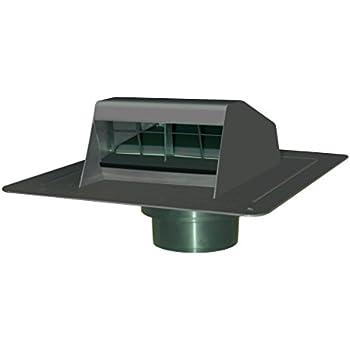 Amazon Com Duraflo 6013br Roof Dryer Vent Flap With Att