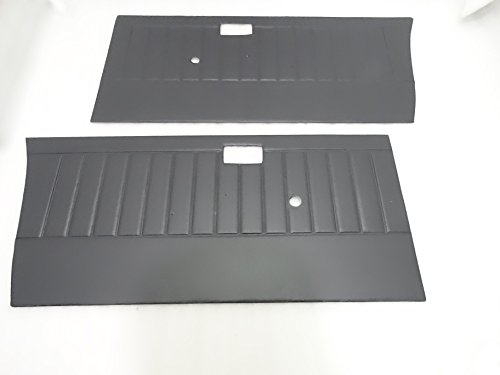 Royal Crusaders SUZUKI SAMURAI GYPSY SJ410 SJ413 INSIDE DOOR PANEL SET GREY VINYL ()