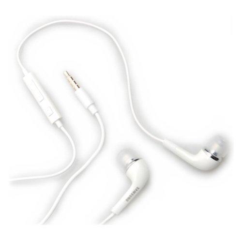 Samsung Ehs64avfwe Original Stereo Headset - White BT-EHS64AVFWE
