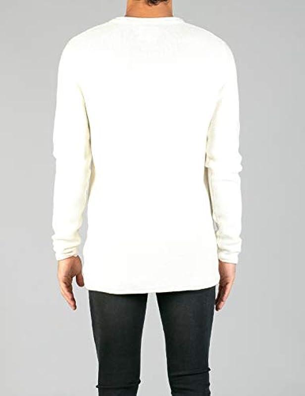 REDEFINED Rebel® TSN724 Coventry sweter w kolorze Offwhite: Odzież