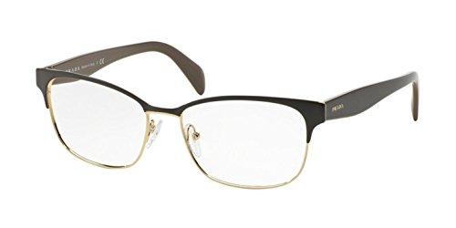 Prada Women's PR 65RV Eyeglasses 53mm