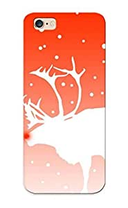 Ideal Markrebhood Case Cover For Iphone 6 Plus(holiday Christmasjk ), Protective Stylish Case