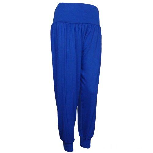 8 Uni Femme Ali Pantalon Click4fashions Pour Seroual Tailles Baba Neuf Harem F1cJlK
