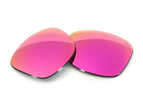 FUSE+ Lenses for Coach Essex HC 8112 Bella Mirror Polarized - Sunglasses Essex