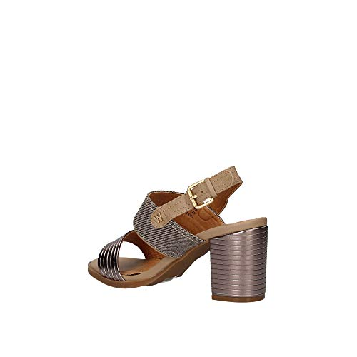 016 Sandale Marine 91656 Wrangler Femme Chaussures Taupe aHqnwd