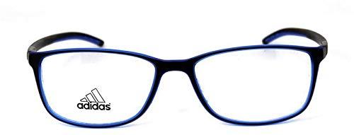 9e6c2d8dd Adidas Square Full Rim Frames for Unisex - Black & Blue, A693 10 6062:  Amazon.ae