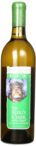 NV Hidden Legend The King's Cyser Apple Mead 750 mL