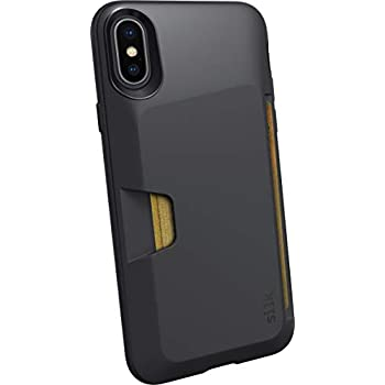 huge discount 066e4 afa3f Amazon.com: Bellroy Leather iPhone X Phone Wallet - Black: Cell ...