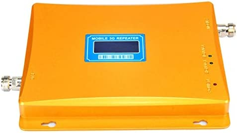 Gold KINGONE Ruijuxing Mobile LED GSM 980MHz Signaling Booster//Signaling Repeater with Sucker Antenna