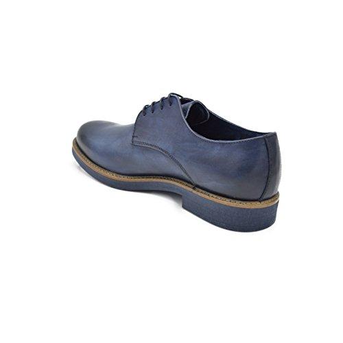 Bleu Homme Chaussures Lacets Drudd À Eual130aw1801 wqgXnzp