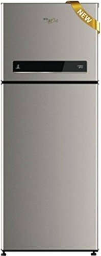Whirlpool NEO DF278 ROY PLUS ILLUSIA STEEL(3S) Frost-free Freezer-on-top Refrigerator (265 Ltrs)