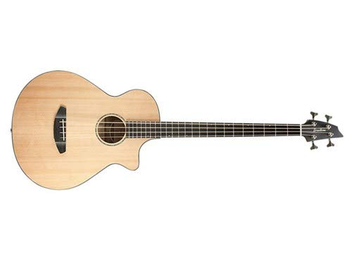 Breedlove Solo Jumbo Bass CE Red Cedar - Ovangkol Acoustic-Electric Bass Guitar (Solo Electric Bass)