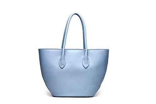Claro Mujer Azul Hombro Para De Alessandro Al Sintético Bolso Collezione xq4wPf0zW
