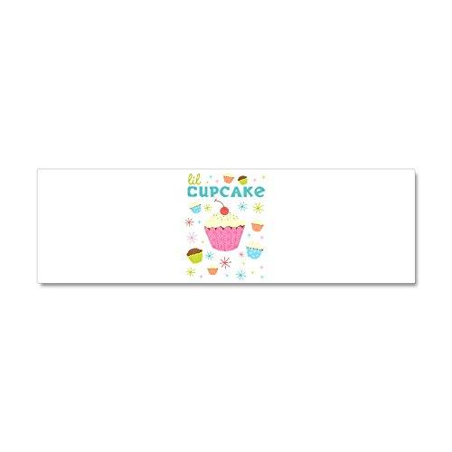 Car Magnet 10 x 3 Inch Lil Cupcake