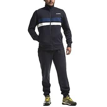 Lotto Chándal Suit Dual para Hombre. 211731 Azul Marino. Talla XXL ...