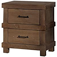 ACME Adams Antique Oak Nightstand